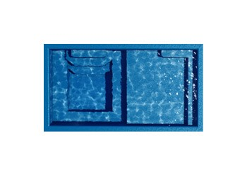 fiberglass pool models inground swimming pool models